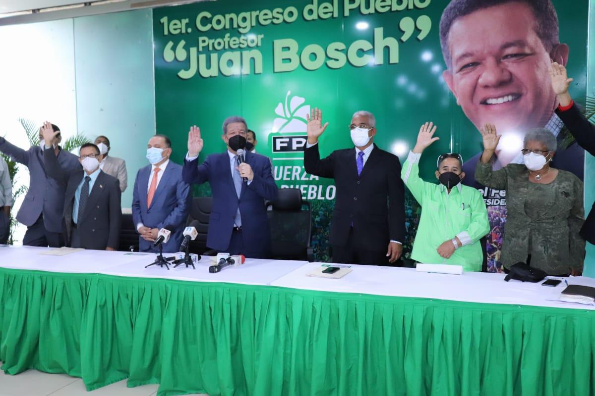 Leonel Fernández: En algún momento la fuerza boschita va a converger y a dirigir de nuevo los destinos de la República Dominicana