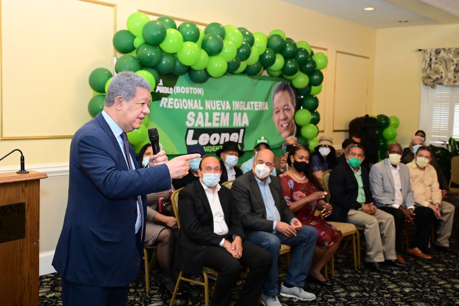 Leonel Fernández: «RD lo que se requiere en estos momentos no es cambiar la Constitución»